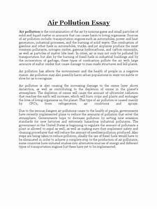 Environmental Pollution Journal Elsevier