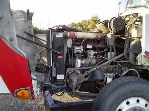 1999 Peterbilt 377 Tri-axle Super 10 Dump Truck  2
