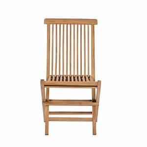 Ensemble Chaise Et Table : ensemble table et chaise de jardin en teck chez jardin et ~ Dailycaller-alerts.com Idées de Décoration