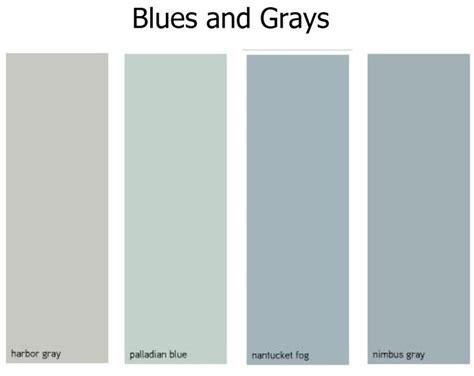 Benjamin Moore Blues And Grays-nimbus Grey For My Dear