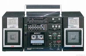 Sony Cfs-9000 - Manual - Portable Audio System