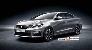 508 Peugeot 2018 : next gen 2018 peugeot 508 rendering ~ Gottalentnigeria.com Avis de Voitures