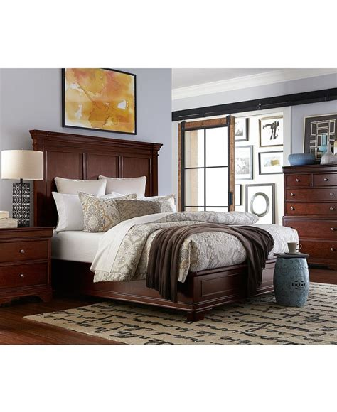 bond street bedroom collection furniture macys