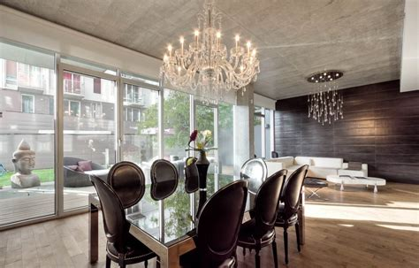 Glass Chandeliers For Dining Room by Dining Room Chandelier To Treat Your Dining Times At Max