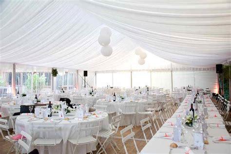location de tente pour mariage location de tente de réception pour mariage au cap ferret louer du matériel de réception bsl