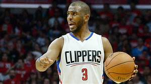 Clippers guard Chris Paul sprains thumb, set for MRI ...