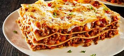 Lasagna Carne Onduladas Deliciosa Vittorio Laminas Nuevas