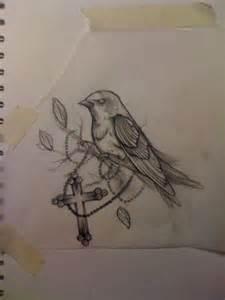 Bird Tattoo Sketches