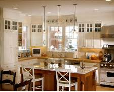 Modern Country Style Kitchen Cabinets Pictures Gallery Country Kitchen Classic Farmhouse Traditional Kitchen