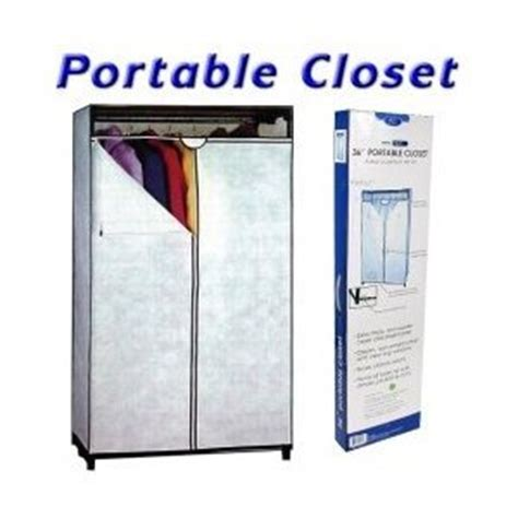 Rubbermaid Clothes Closet Portable Closet Storage Unit