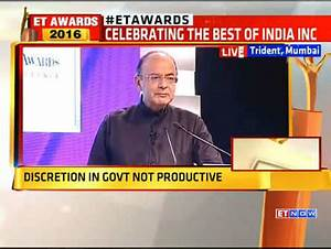 The Economic Times Awards for Corporate Excellence 2016 ...
