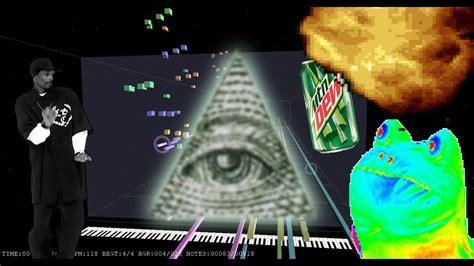 Anti Illuminati Songs by Illuminati Song Impossible Mlg Remix