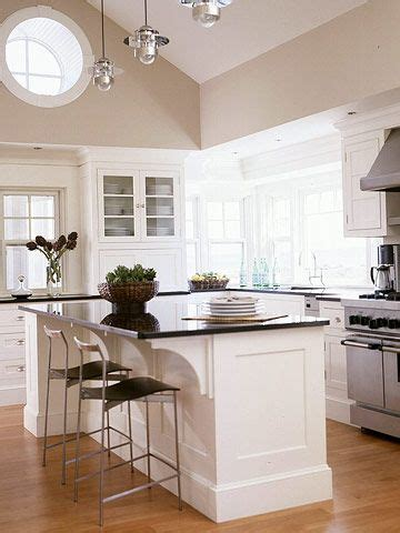 hanging kitchen cabinets from ceiling vaulted ceiling kitchen ideas home decor 6988