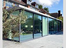 Glass Extension, Highgate, North London Archplan Architects
