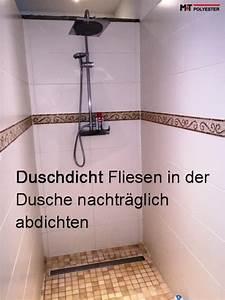 Fliesen Verfugen Wand : duschdicht fliesen abdichten dusche transparent fugen versiegelung abdichtung ebay ~ Frokenaadalensverden.com Haus und Dekorationen