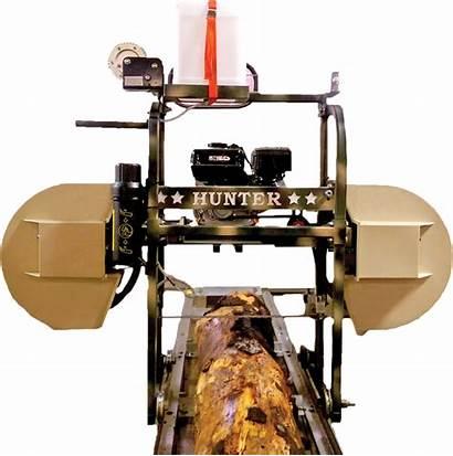 Sawmill Portable Bandmill Mill Hud Son Saw