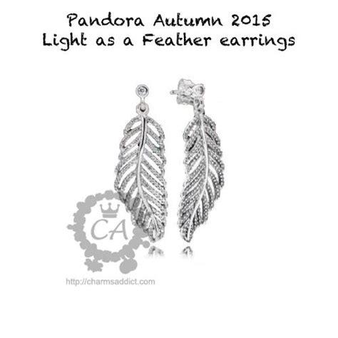 pandora light as a feather ring pandora autumn 2015 light as a feather earrings pandora