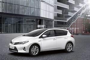 Essai Toyota Auris Hybride 2017 : toyota auris hybride ann e 2014 ~ Gottalentnigeria.com Avis de Voitures