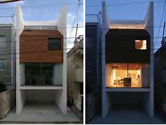 Arquitetura Pouco Skinny Mini Home Uma Casa Mesmo Sendo Pequena  Small House Design Has Been On The Minds Of Home Urban Beach House With Ultra Modern Street Presence Modern House
