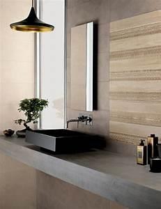 Meuble Salle De Bain Zen : 40 id es en photos comment incorporer l 39 ambiance zen ~ Teatrodelosmanantiales.com Idées de Décoration