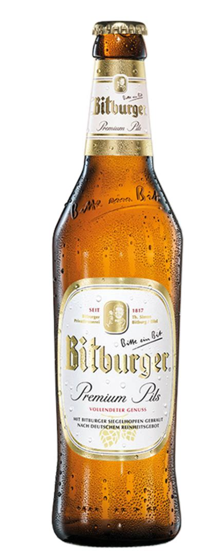 Bitburger Pils 0,33l Glas Mehrweg - Alster-Getränkemarkt