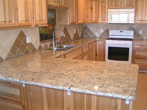Granite Kitchen Counter Tops by 18 Kitchen Countertop Options And Ideas For 2019