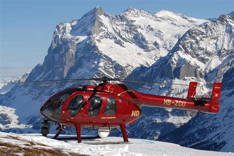 Photo Library - MD Helicopters