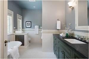 Tile wainscoting bathroom beadboard vs wainscoting for Installing wainscoting in bathroom