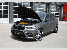 GPower BMW X5 M TuningSUV knackt mit 750 PS die 300