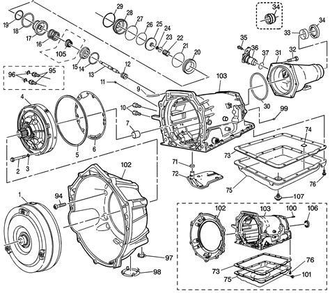 92 Chevy 1500 Transmission Diagram by On A 2000 Chevy Silverado 1500 1gcek19t8ye266352 I Ve