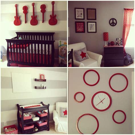 chambre de jumeaux idées déco pour une chambre bébé rock idées cadeaux de