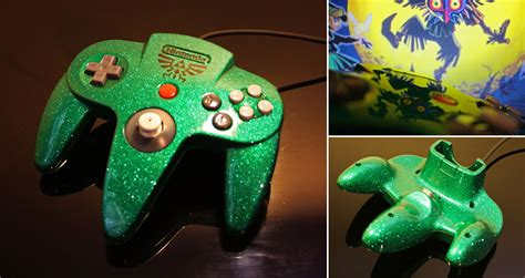 Artist Customises Retro Nintendo Consoles With Amazing