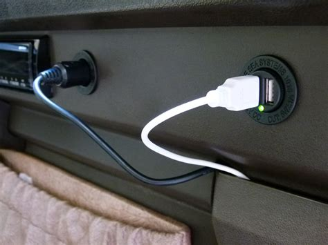 Car Seat Heaters Plug In Replace The Vanagon Cigarette Lighter With A Usb Port