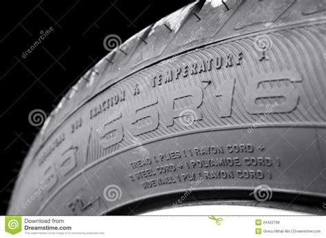 Tire Size Stock Photo. Image Of Tread, Sports