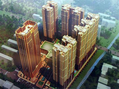 Golden City Residence Block 1 - The Skyscraper Center