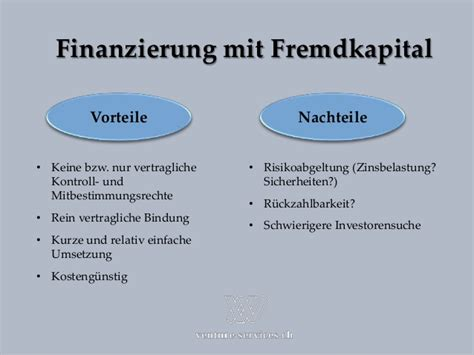 rechtliche aspekte der finanzierung von jungunternehmen