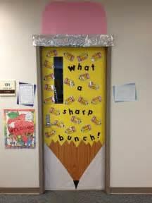 classroom decor ideas new door decoration for 1st day of school bulletin boards pinterest
