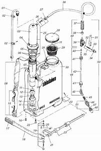 Shindaiwa Sp415 Illustrated Parts Diagrams Online