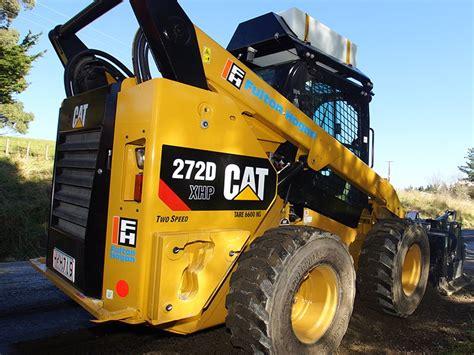 job cats  xhp skid steer