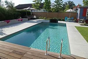 Folie Für Pool : biotop living pool avec cabine de bain originale ~ Watch28wear.com Haus und Dekorationen