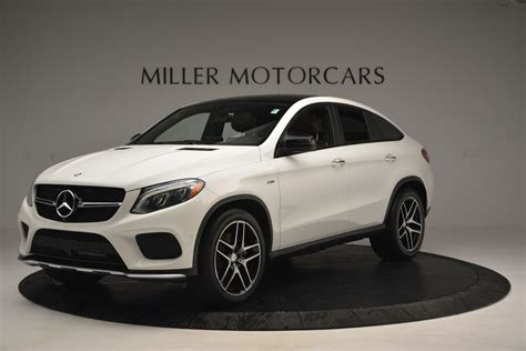 Every used car for sale comes with a free carfax report. Used 2016 Mercedes-Benz GLE 450 AMG Coupe 4MATIC For Sale () | Miller Motorcars Stock #W655A
