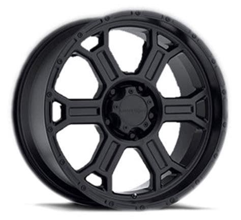 vision offroad wheels raptor 372 matte black
