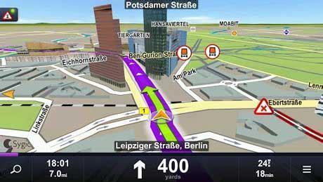 sygic truck navigation 13 8 2 apk original map