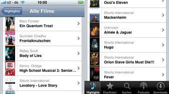 neue hinweise film downloads direkt aufs iphone iphone