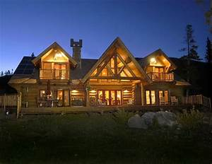 canadas log people slideshow | Dream House | Pinterest ...