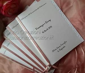 Libretto Messa Matrimonio Cuori Cuoricini