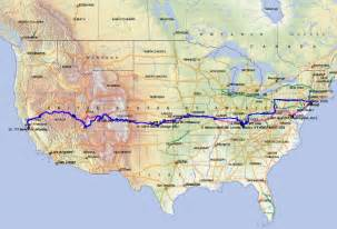 Us Route 50 Map