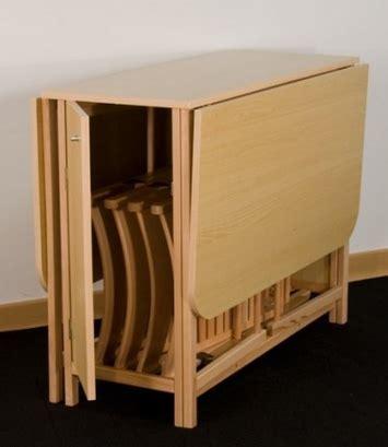table de cuisine pliante avec chaises integrees table de cuisine pliante avec 4 chaises 224 ouistreham clasf maison jardin