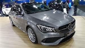 Mercedes Cla 200d : 2018 mercedes benz cla 200d shooting brake exterior and interior salon madrid auto 2018 ~ Melissatoandfro.com Idées de Décoration