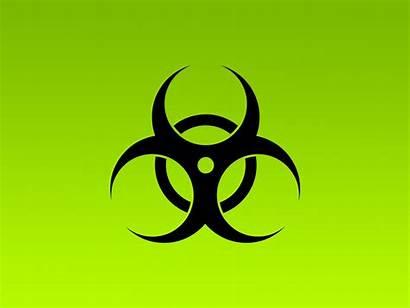 Biohazard Wallpapers Symbol Symbols Radioactive Cool Biyolojik